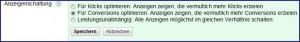 AdWords-Anzeigen-Conversion