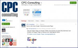 Google+CPC