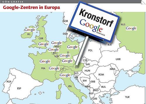 Google-Kronstorf-Rechenzentrum