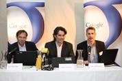 Google gab heute die Eröffnung seiner österreichischen Niederlassung in Wien bekannt! (12.12.2006)