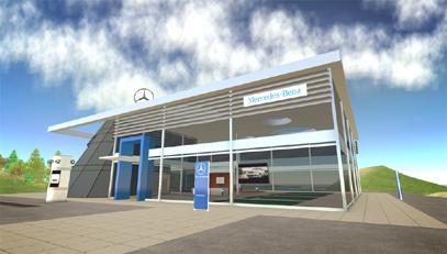 Mercedes startet ins second life for Mercedes benz battery life