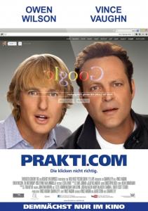 Google als Comedy im Kino: Prakti.com