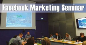 Facebook Marketing Seminar